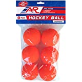 A&R Sports Low Bounce Ball (6-Pack)
