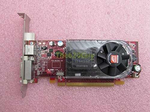Dell X398D ATI Radeon HD 3450 256MB 64-Bit DMS-59/TV Out PCIe x16 Video Card