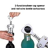Foho Wine Opener, Premium Multifunctional Wing