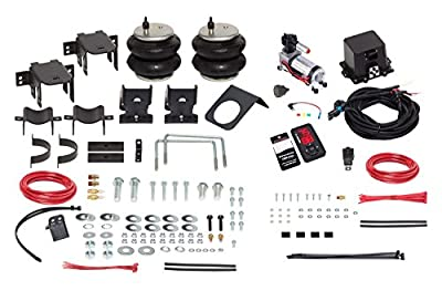 Firestone Ride-Rite 2802 All-In-One Wireless Kit Incl. Air Springs Compressor Air Accessories All Components For Install All-In-One Wireless Kit