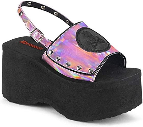 Demonia Women's Funn-32 Sandals