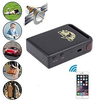 wynce £ š TM £ © venta caliente mini GPS/GSM/GPRS Coche rastreador de vehículo de alta calidad TK102B dispositivo de seguimiento en tiempo real persona: ...