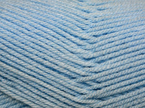 Sirdar (Hayfield) Bonus DK Knitting Wool/Yarn Powder Blue 960 - per 100g ball by (Powder Blue Knitting Yarn)