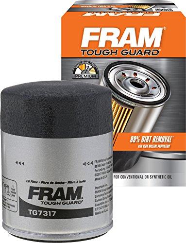 (FRAM TG7317 Tough Guard Passenger Car Spin-On Oil Filter)