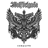 Wolfbrigade-Comalive Vinyl LP Record