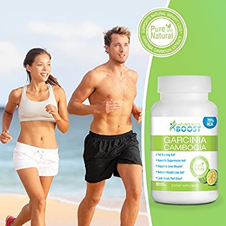 Amazon Com Garcinia Cambogia Extract With 75 Hca The Ultimate