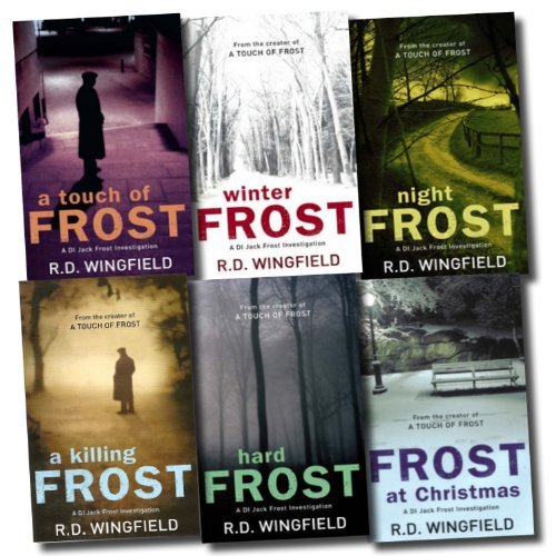 A Touch of Frost (1984 - 2008) (Book Series)