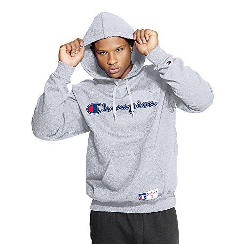champion-mens-retro-graphic-pullover-hoodie-silver-grey-xl