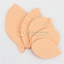 2016 New Arrivel Flower-making Gumpaste Peony Rose Floral Petal Leaf Veiner Silicone Molds Fondant Cake Decorating Tools