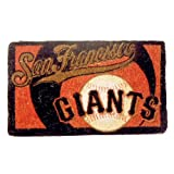 MLB San Francisco Giants Welcome Mat