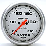Auto Meter 4469 Ultra-Lite Water Temperature Gauge