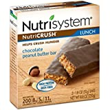 Nutrisystem® NutriCRUSH® Chocolate Peanut Butter Bars, 30 ct