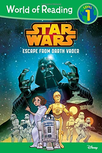 World of Reading Star Wars Escape from Darth Vader: Level 1 (World of Reading: Star Wars, Level 1)