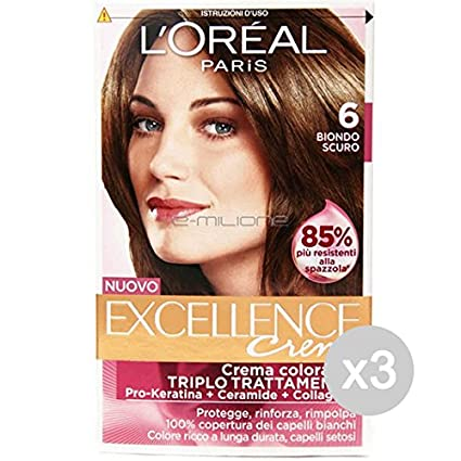 Colore per capelli 6 3