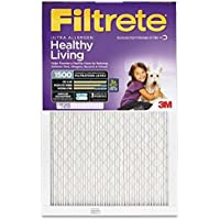 14x36x1 (13.7 x 35.7) Filtrete Healthy Living 1500 Filter by 3M (4 Pack)