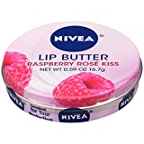 Nivea Lip Butter Loose Tin, 0.59 Ounce