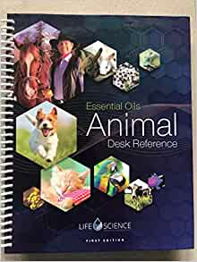 Essential Oils Animal Desk Reference Young Living