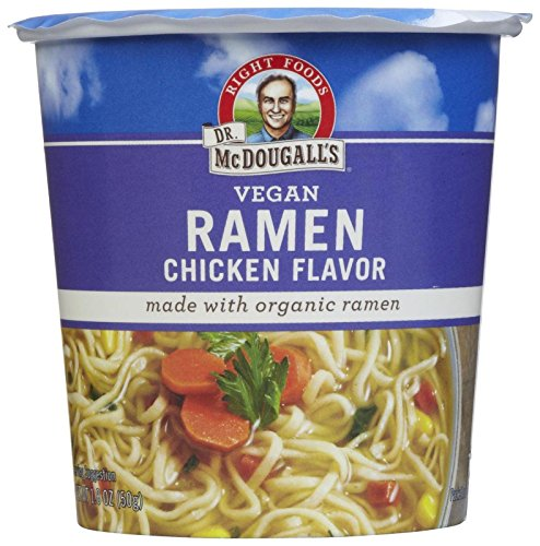 Dr. McDougall's Chicken Ramen Big Soup Cup - 1.8 oz - 6 pk