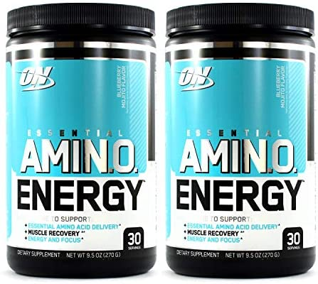 Optimum Nutrition Blueberry Preworkout Essential