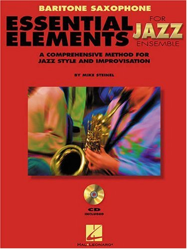 - Essential Elements For Jazz Baritone Sax Bk/Online Audio