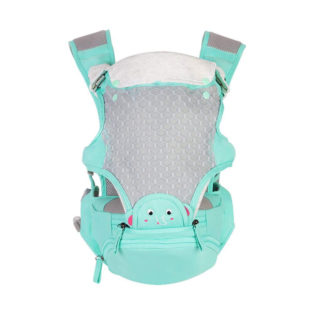 voitureRIER Porte-bébé Porte-bébé Ergonomique Amovible rallonge Dorsale Support Universel 3 en 1 pour Enfant, idéal pour 3-36 Mois des bébés et des Nouveau-nés