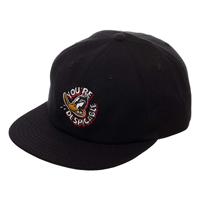 Image Unavailable. Image not available for. Color  Daffy Duck Snapback ... 623f41119ad