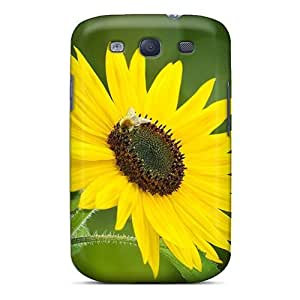 For QUWsUWf5702omPYo Sunflower Nature Landscape Selected Protective Case Cover Skin/galaxy S3 Case Cover