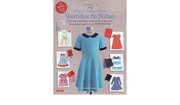 DISEÃO Y CONFECCION DE VESTIDOS DE NIÃAS: GIBSON: 9788498745719: Amazon.com: Books