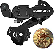 ENBO Tourney RD-TZ31-A 6/7 Speed Bike Rear Derailleur Direct Mount for Mountain Bicycle (Not Hanger Mount)