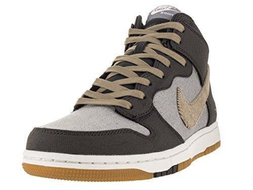 Nike Men's Dunk Cmft Prm Anthracite/Bmb/Cl Gry/Smmt Wht Casual Shoe 10 Men US ()