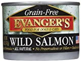 Evanger's Wild Salmon Dog/Cat 24/5 Oz by Evangers For Sale