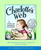 img - for Charlotte's Web 50th Anniversary Retrospective Edition by White, E. B. Unabridged edition (2002) book / textbook / text book