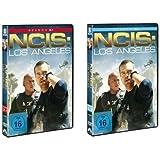 NCIS: Los Angeles - Die komplette zweite Season (2.1 + 2.2) im Set - Deutsche Originalware [6 DVDs]