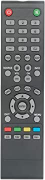 Amazon.com: R0032REM Replacement Remote Applicable for RCA TV TR3201A RLDED5078A RLDED5078B RLD3273A-B RLDED3956A RLDED5078A-B RLDED5078A-E RLED1945A-F R0032 RTU6549 RTU5540-C RLD5515A-H RLDED3205A-C RLDED3258A-F: Electronics
