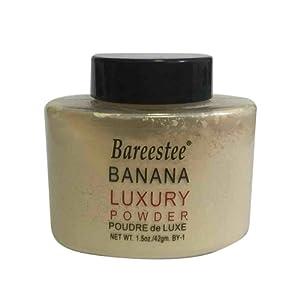 Prettyuk Poudre Banana Poudre de Luxe Poudre Libre Foundation Beauté Maquillage Surligneur