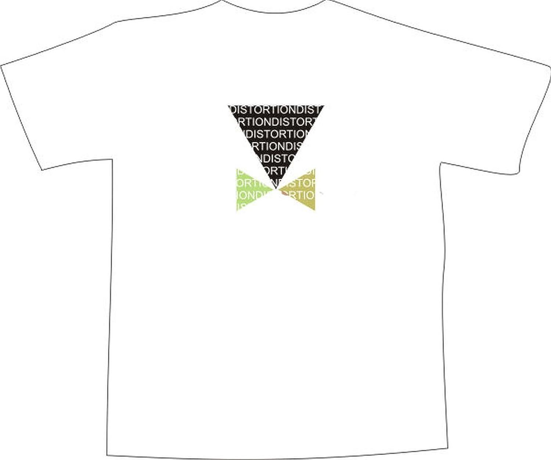Black Dragon - T-Shirt E482 - Logo / Grafik - abstraktes Design - minimalistisches  Motiv aus Dreiecken DISTORTION - Funshirt Mann Frau Party Fasching ...