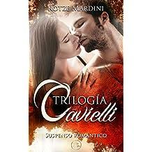 Trilogía Cavielli: Un thriller romántico (Spanish Edition)
