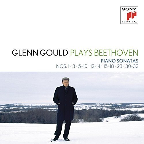 Price comparison product image Glenn Gould plays Beethoven: Piano Sonatas Nos. 1-3; 5-10; 12-14; 15-18; 23; 30-32