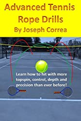 Advanced Tennis Rope Drills: Learn How to Control Your Spin, Control, Depth and Power  on the court! (English Edition)