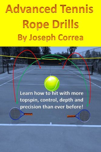 Advanced Tennis Rope Drills: Learn How to Control Your Spin, Control, Depth and Power  on the court! ()