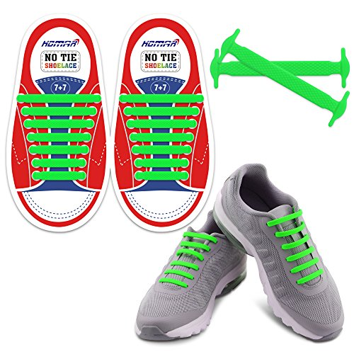 Homar Kids No Tie Shoelaces - Best in No