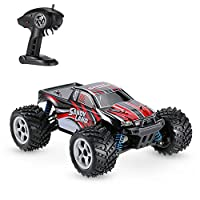 Goolsky 1/18 Scale 4WD Rock Crawler Powerful Electric Monster High Speed 2.4GHz RC Car Truck