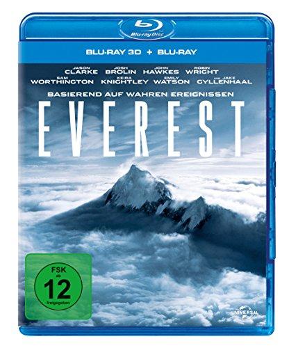 Everest  (3D-Blu-ray) (+ Blu-ray)