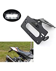 Xitomer Aftermarket Fender Eliminator Tail Tidy, Fit for Tuono V4 / R/Factory, APRILIA RSV4 2009-2021, RS4 50 / RS4 1252011-2021, with LED License Plate Light