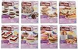Easy Bake Oven Refills Set of 8 Kits