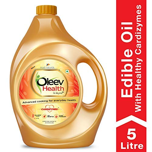 Oleev Health Oil Jar, 5L
