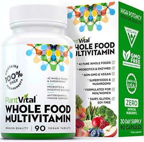 MULTIVITAMIN Superfoods Probiotics Digestive B Complex product image