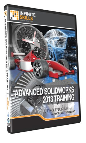 Learning Advanced SolidWorks 2013 - Training DVD