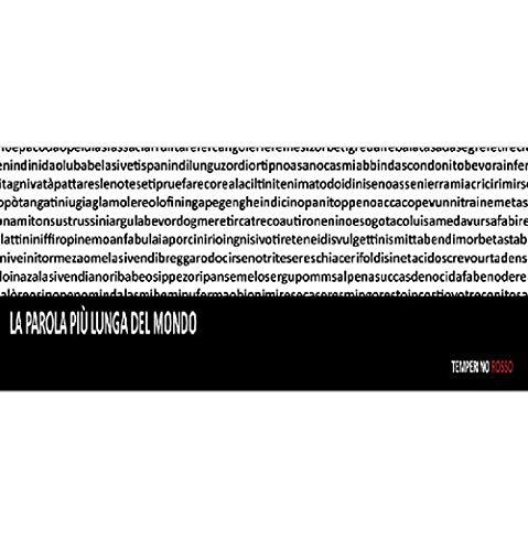 La parola più lunga del mondo (Visioni e visionari): Amazon ...