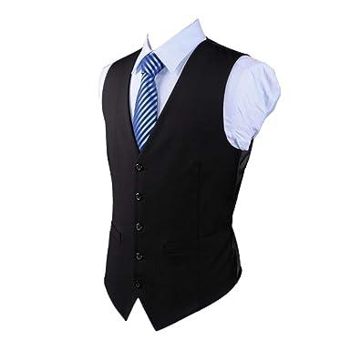 Chalecos De Hombre Vintage Gentleman Chalecos Traje De ...